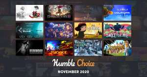 Humble Choice (Steam) mit 12 Spielen für 10,10€ u.a. mit Darksiders III, Yakuza Kiwami 2, Darkwood, Crying Suns