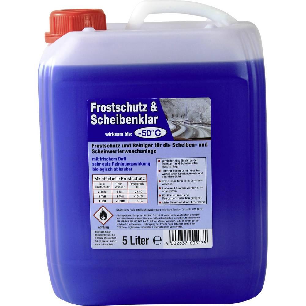 Kerndl Scheiben-Frostschutz 5 l -50 °C Konzentrat