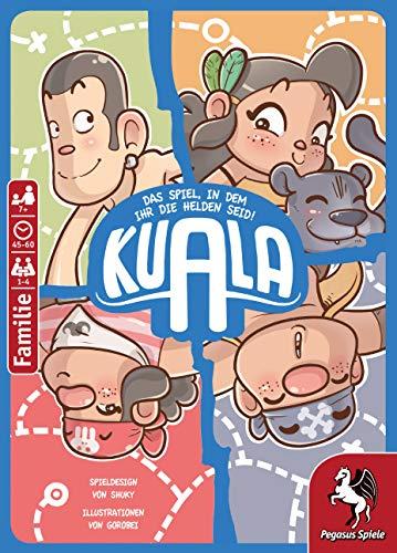 [Prime] Pegasus Spiele - Kuala - koop. Abenteuer Comic
