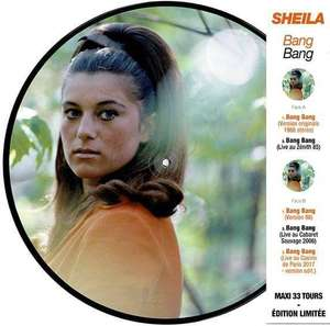 "Sheila - Bang Bang [ Picture Disc | Limited | 12"" Maxi ] 