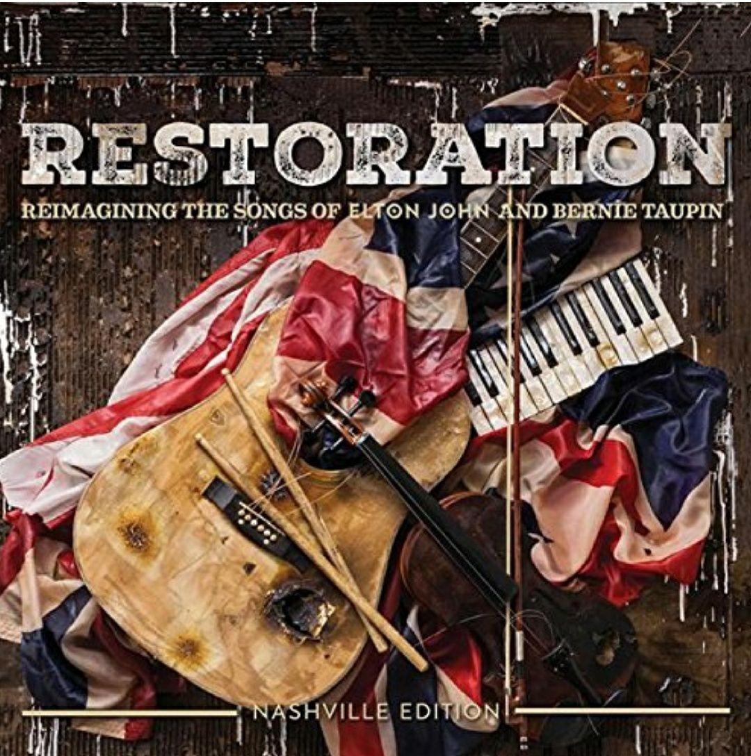 Various Artists - Restoration: The Songs of Elton John and Bernie Taupin (Vinyl LP)