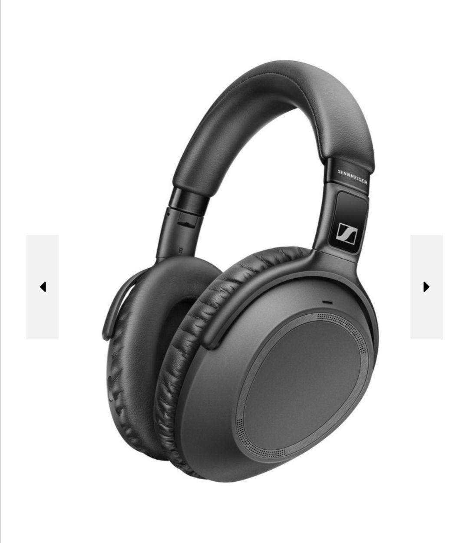 SENNHEISER PXC 550-II Bügelkopfhörer (kabellos, Geräuschunterdrückung, Sprachassistent, Transparent Hearing, Bluetooth )