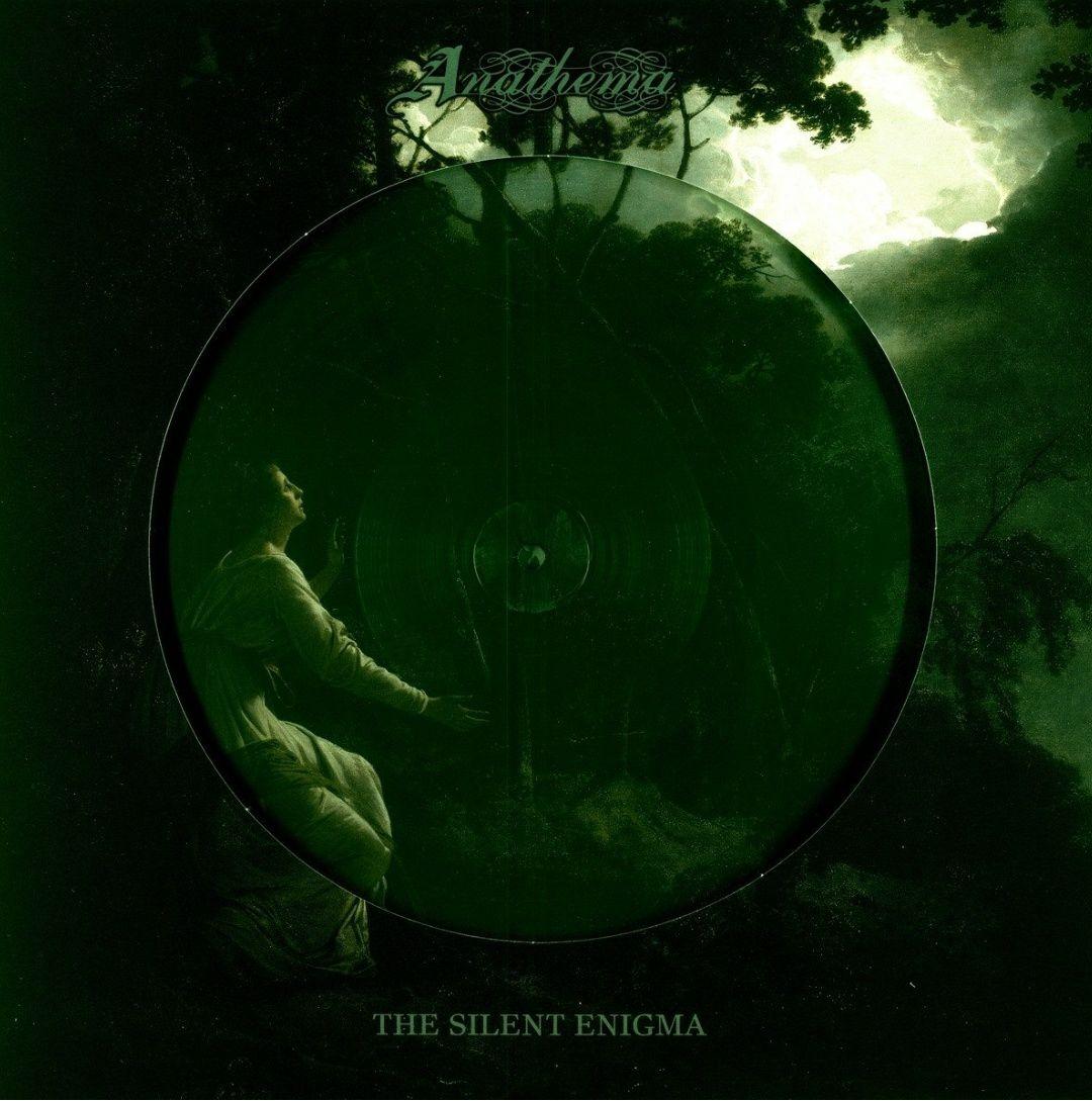 Anathema - The Silent Enigma (Picture LP) (Vinyl)