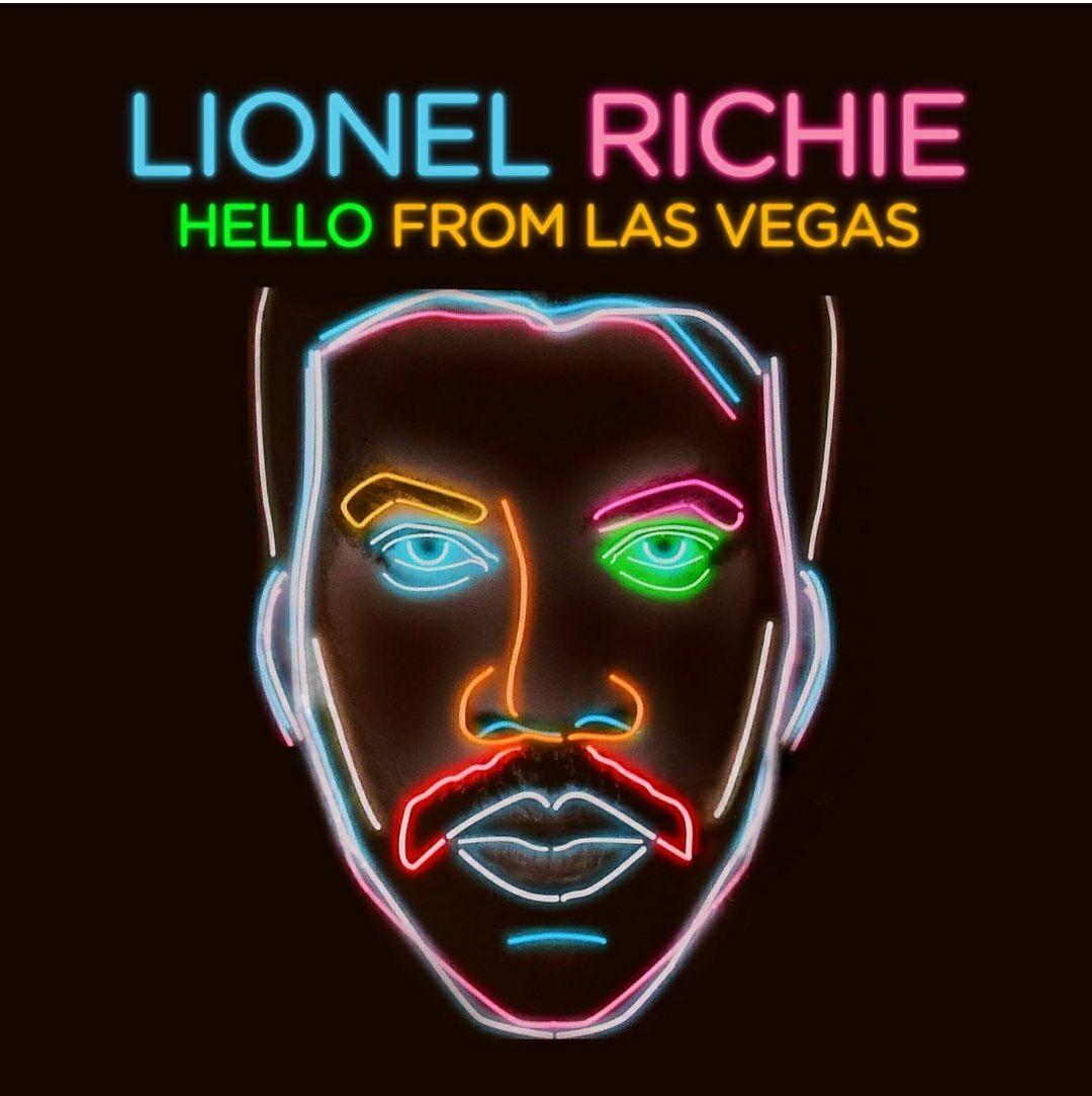 Lionel Richie - Hello From Las Vegas (Green 2 LP) (Vinyl)