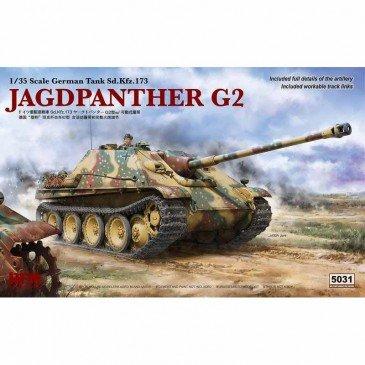 [Modellbau] Rye Field Model RM-5031 - Jagdpanther G2 (1:35)
