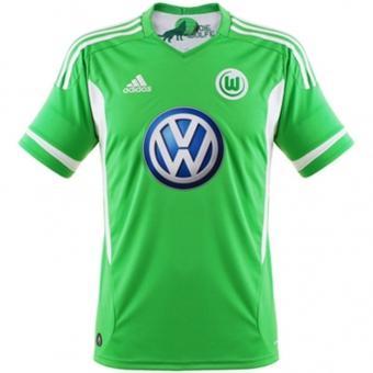 Wolfsburg  Heim Trikot Saison 2011/2012