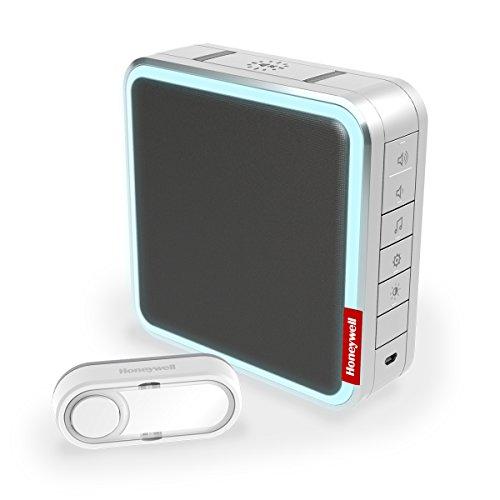 Honeywell Sammeldeal z.B. Funk-LED-Gong mit Klingeltaster (Mit anpassbarer MP3-Melodie) für 42€ [Amazon-Prime]