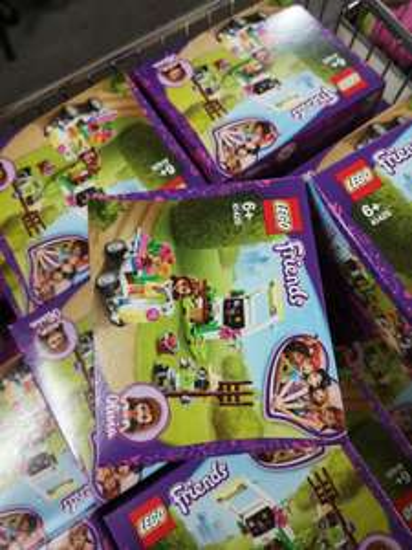 LOKAL Schweinfurt LEGO Friends - Olivias Blumengarten (41425)