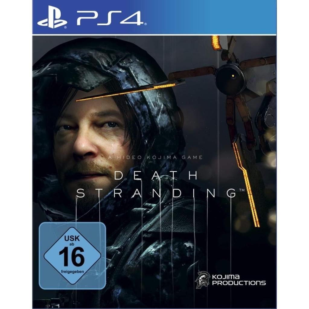 Death Stranding (PS4) für 19,99€ (Real - Marketplacehändler)