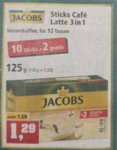 [ Thomas Philipps ] Jacobs Sticks Cafe Latte 3in1 10+2