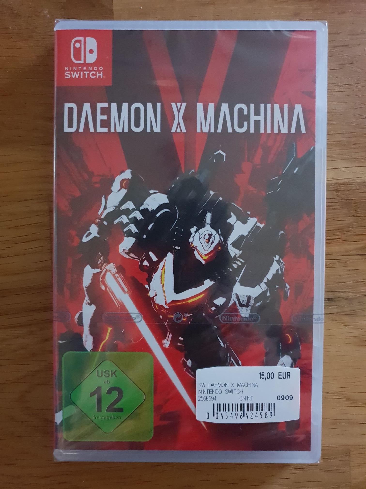 [Lokal MM Ingolstadt] Daemon X Machina Nintendo Switch