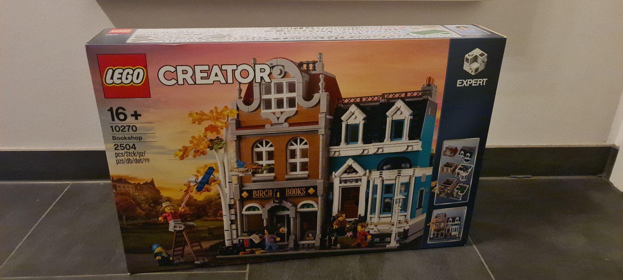 (Bundesweit Galeria Kaufhof) Lego Creator Expert 10270 Buchhandlung