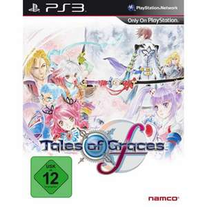 [PS3 ]Tales of Graces F - Day One Edition @ amazon.de