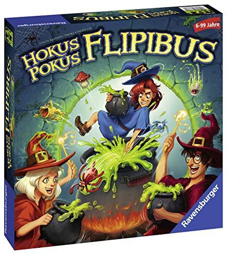 Ravensburger Hokus Pokus Flipibus Kinderspiel Familienspiel (Amazon Prime)