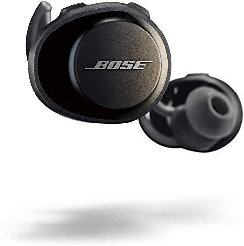 [amazon.it] Bose SoundSport Free, Wireless Sport-Earbuds (In-Ear Bluetooth-Kopfhörer, Headset-Funktion, wasserfest IPX4, inkl. Ladecase