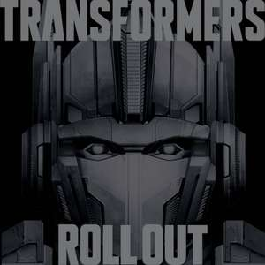 Transformers Roll Out - Picture Disc (Vinyl LP)