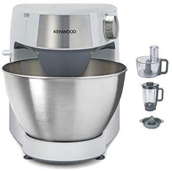 Kenwood Prospero+ KHC29.HOWH Küchenmaschine, 4,3 l Edelstahl Schüssel, 1000 Watt, Kaufland
