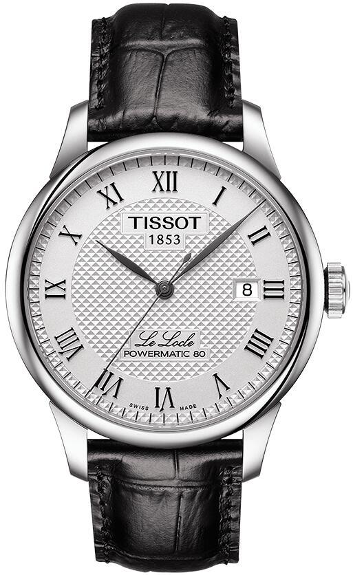 Tissot T-Classic Le Locle Powermatic 80 T006.407.16.033.00