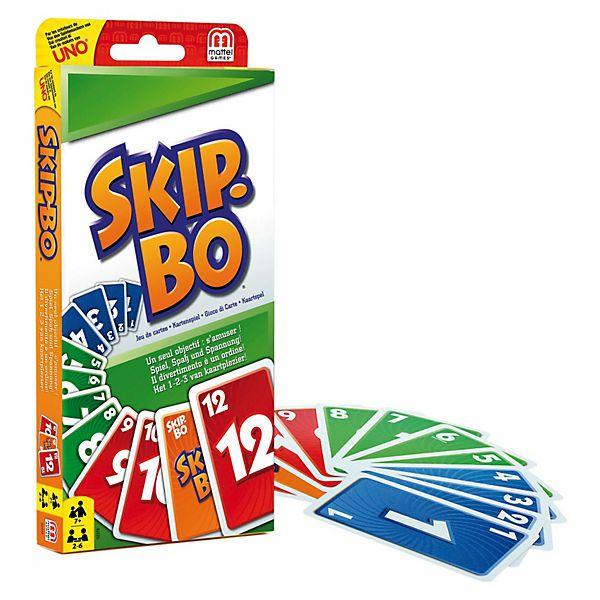 Skip-Bo Kartenspiel [Globus]