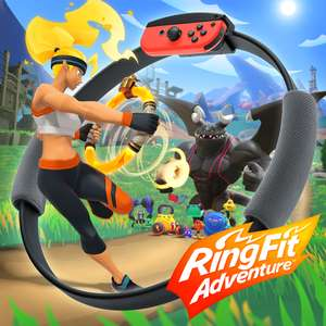 [Lokal] Ring Fit Adventure (Nintendo Switch)