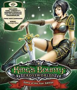 King's Bounty: Crossworlds GOTY für 3,19€ [Rundenstrategie] [GOG]