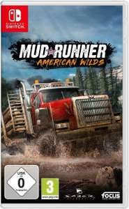 MudRunner - American Wilds Edition (Switch) PS4 Prime