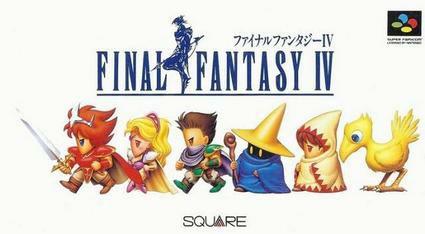 Final Fantasy IV für 7,99€ statt 16,99€ (Google Play Store)