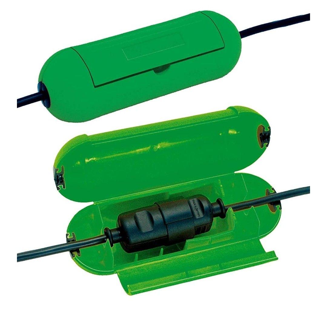 Brennenstuhl Safe-Box / Schutzbox für Verlängerungskabel [prime]