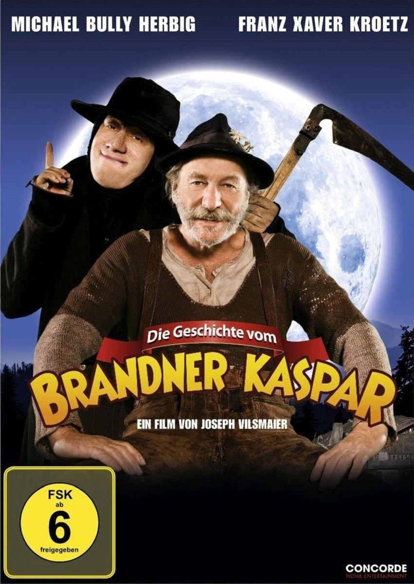 """Die Geschichte vom Brandner Kaspar - Neuverfilmung von 2008 mit Franz Xaver Kroetz und Michael """"Bully"""" Herbig in der BR Mediathek"""