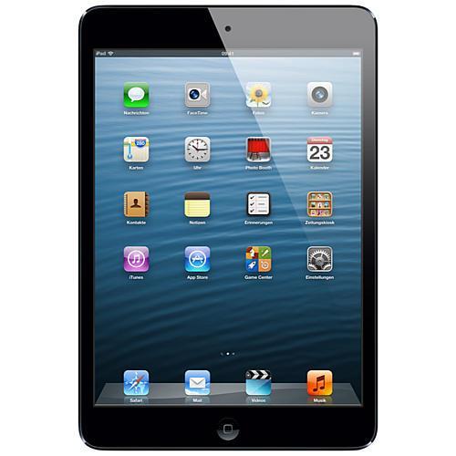 Apple™ - iPad mini (16GB,Wi-Fi,Schwarz) (B-WARE) ab €283,76 [@Karstadt.de]
