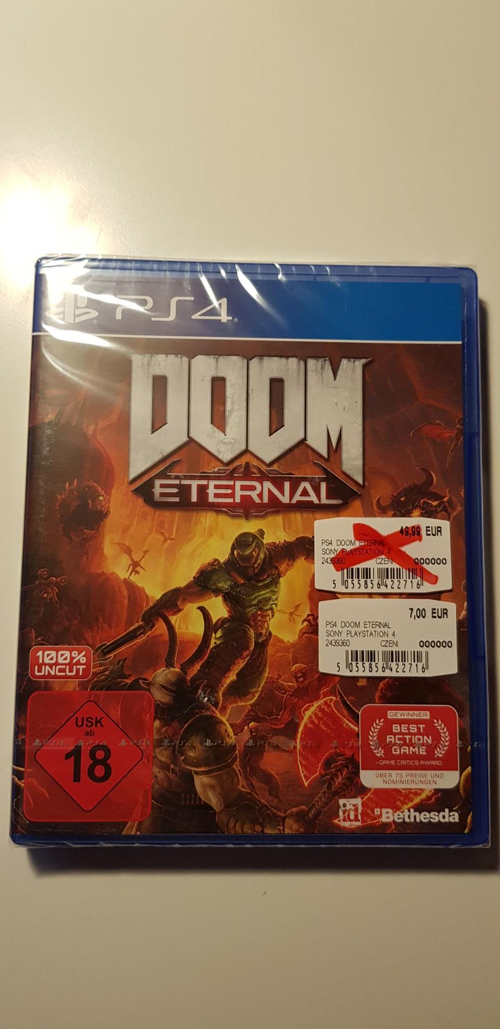 [Lokal MM Bad Kreuznach] Doom Eternal PS4