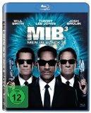 Amazon - Men in Black 3 [Blu-ray] 9,99€ - Bestpreis laut Amapsys