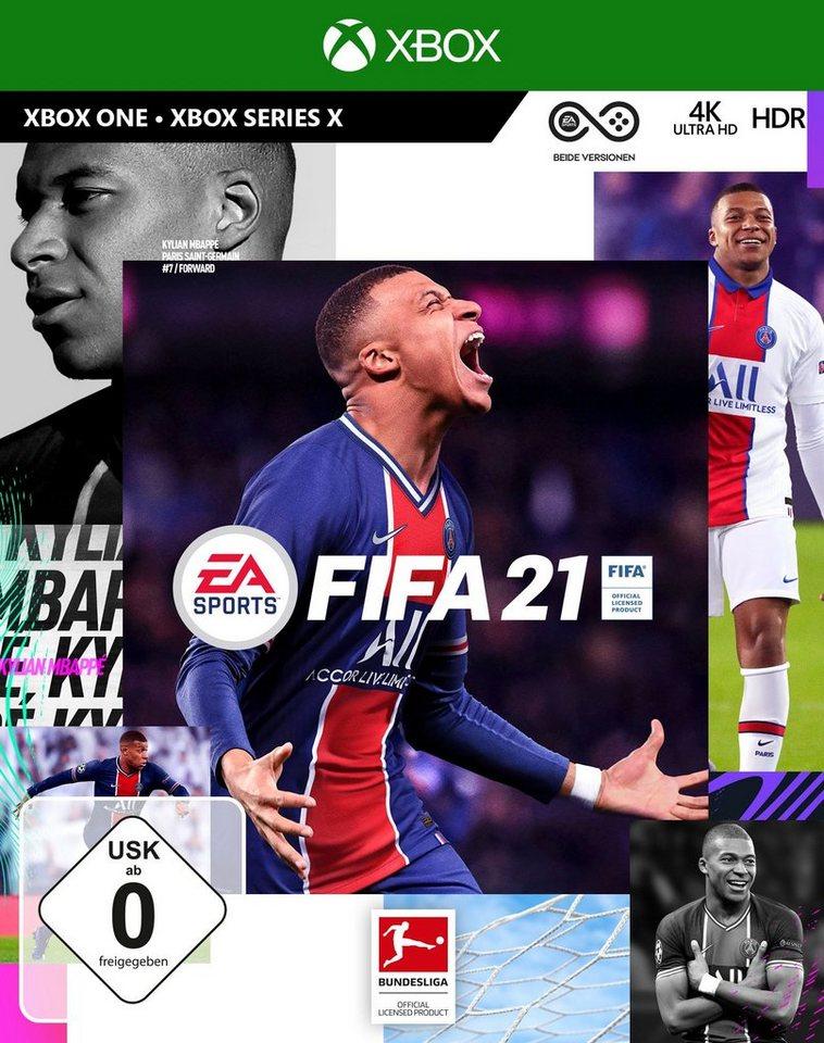 FIFA 21 - Xbox One - NEUKUNDEN