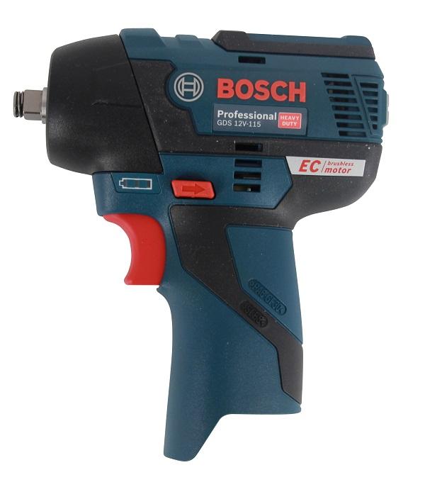 Bosch GDS 12V-115 Solo Professional Akku Drehschlagschrauber 06019E0101