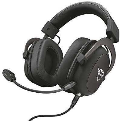 Sammeldeal z.B TRUST Gaming GXT 414 Zamak Premium, Over-ear Gaming Headset Schwarz [Amazon]