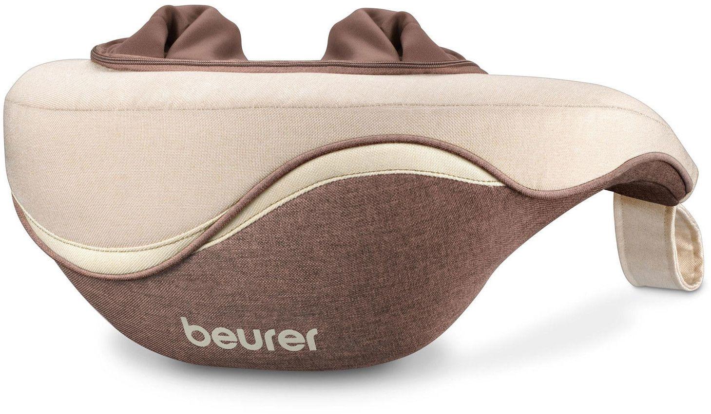 Sammeldeal Beurer MG 153 Nacken-Massagegerät, handsimulierende Knet-Massage für Nacken, Schultern und Beine, mit Wärmefunktion [Amazon]