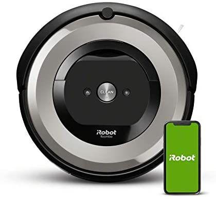 iRobot Roomba e5 (e5154) Saugroboter mit mit 3-stufigem Reinigungssystem, zwei Multibodenbürsten [Amazon]