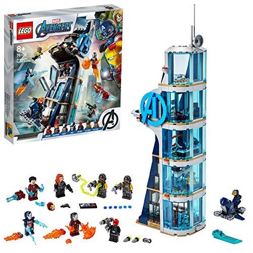 LEGO 76166 Marvel Avengers - Kräftemessen am Turm - UVP 87,72 € [Bestpreis]