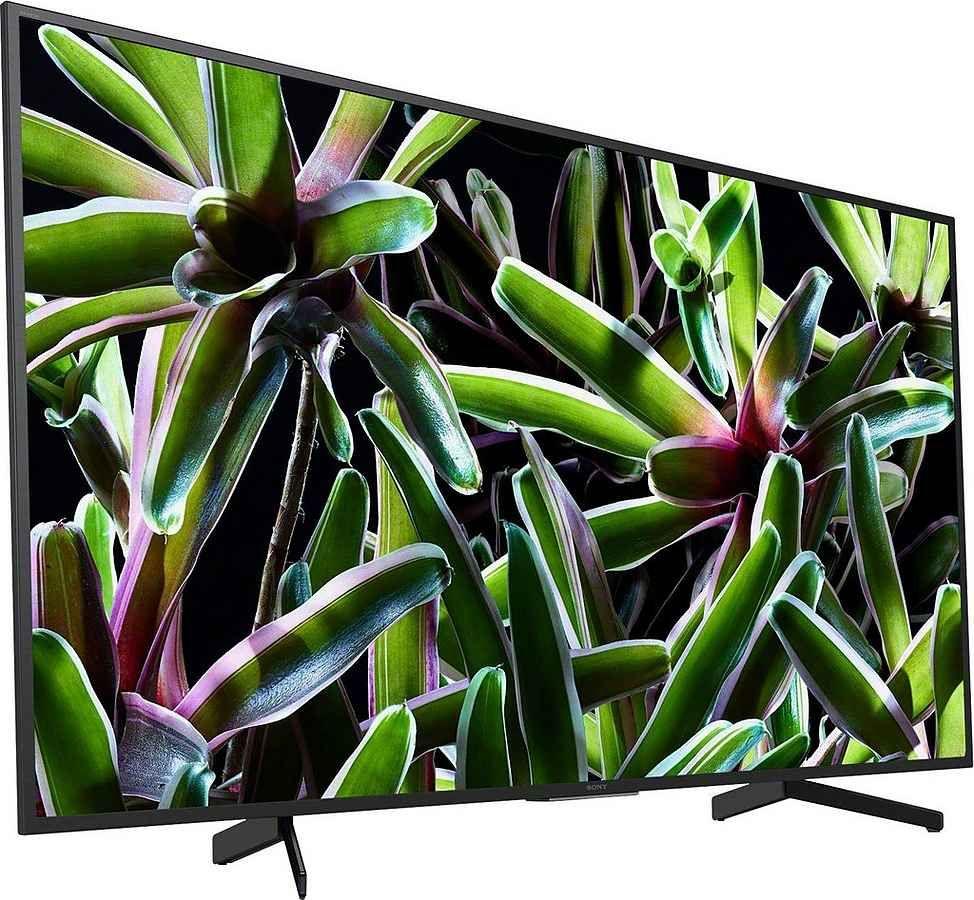 SONY KD-55XG7005 LED TV Flat, 55 Zoll / 139 cm, UHD 4K, SMART TV, Marktkauf Scheck In Center [regional]