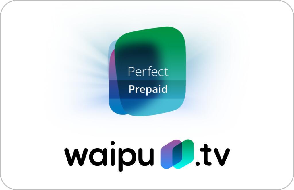 [Amazon] 50% Rabatt auf alle waipu.tv Guthabenkarten vom 16.11. - 29.11.2020