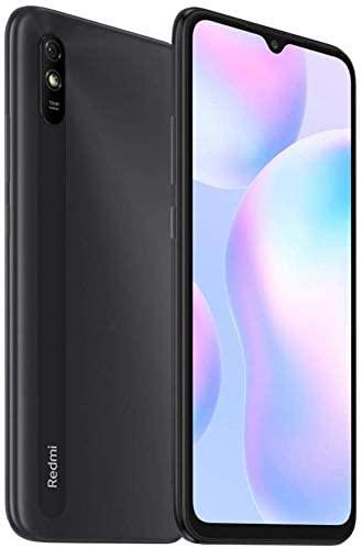 """Xiaomi Redmi 9A [2 GB + 32 GB] 6,53"""" Dot-Drop-Display, 5.000 mAh Akku, MediaTek Helio G25, 2+1 Dual-Sim"""