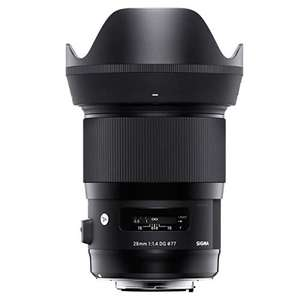 Sigma 28mm F1,4 DG HSM | Art | Sony E-Mount