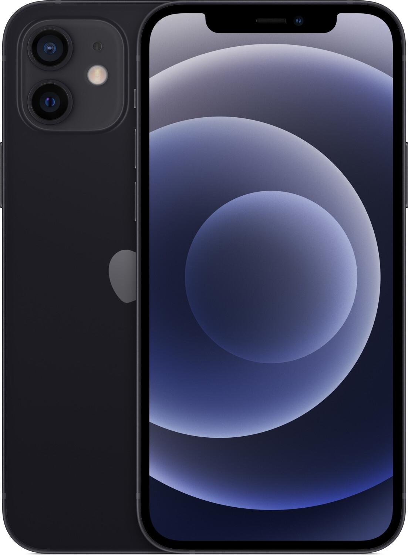 Apple Iphone 12 128GB schwarz ohne Simlock mit Rechnung (incl. UST-Ausweis)