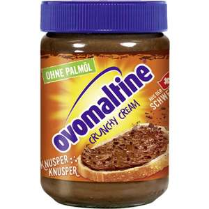 Ovomaltine Crunchy Cream (ohne Palmöl) [Netto MD]