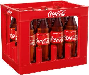 Coca Cola Kiste für 1 EUR, 15 EUR MBW (Mainz/Wiesbaden & weitere Städte)
