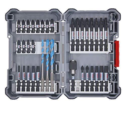 Bosch Professional 35-tlgs. Bohrer Bit Set für Schlagschrauber (Prime)