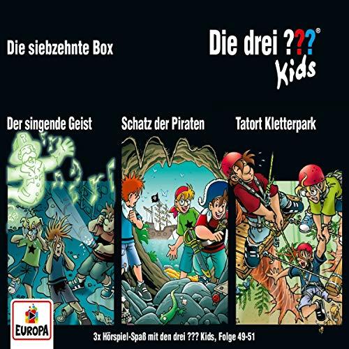 [amazon.de] Die Drei Fragezeichen Kids Box 16 & 17 Prime Versand frei