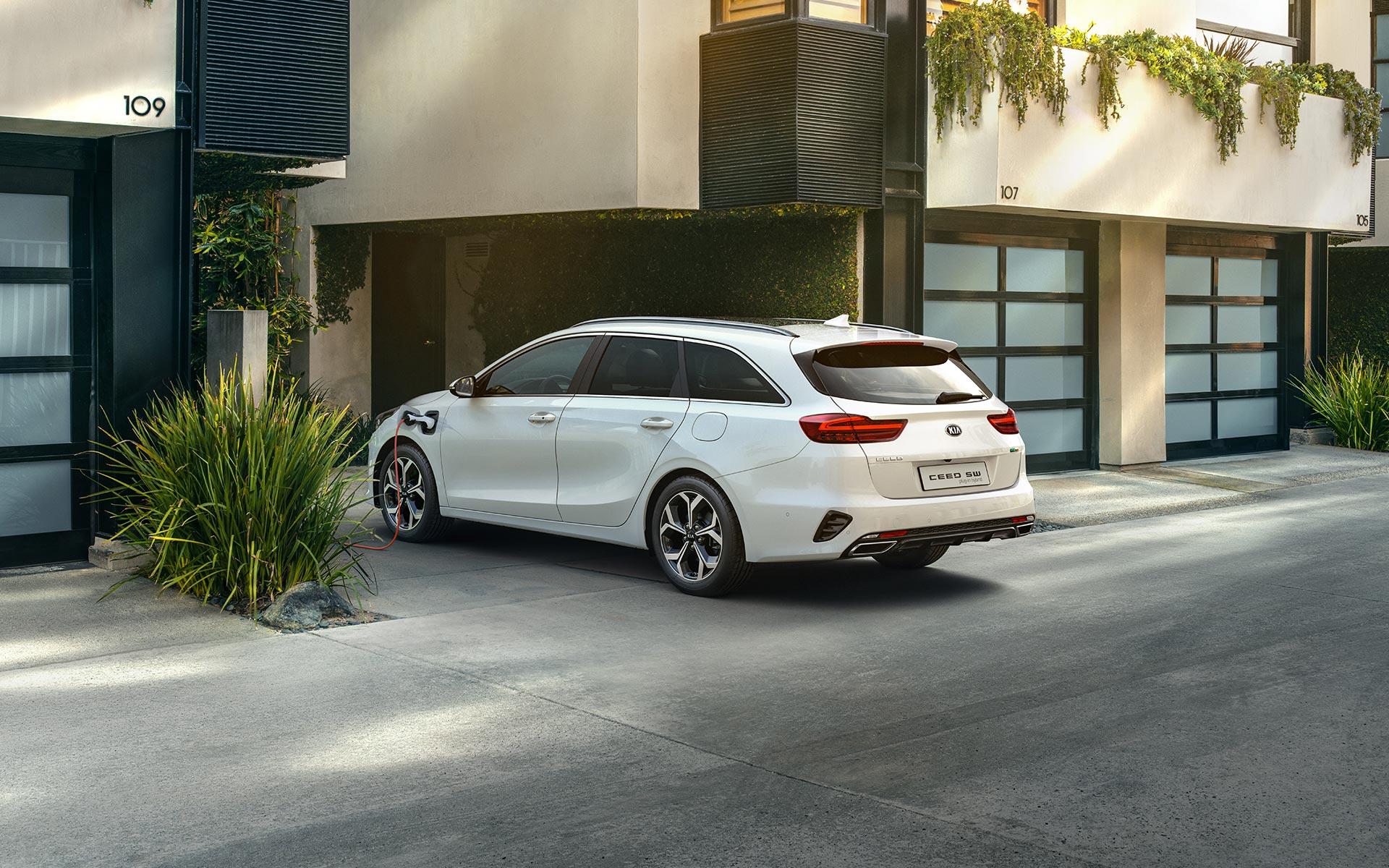 [Kaufdeal] KIA ceed SW Plug-in-Hybrid Neuwagen LP 34.108€ - ohne BAFA Risiko