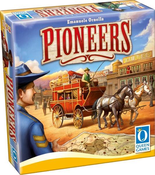 [Thalia Club] Pioneers (14,07€, BGG 7,0), Quacksalber von Quedlinburg - Die Alchemisten (14,07€), T.I.M.E Stories Erweiterungen (ab 16,89€)