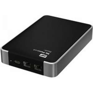 Western Digital WDBS8P0020BBK MY Passport Studio 2 TB